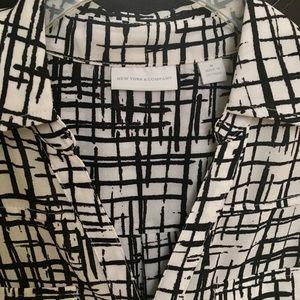 New York & Company Tops - New York & Co. Tunic blouse Medium